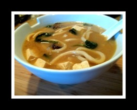 magic miso noodle soup