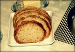12 grain organic bread