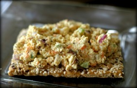 Perfected Eggless Egg Salad