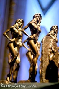 Bikini Competition Trophy